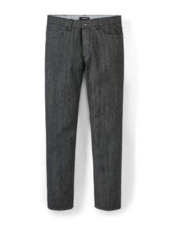 Cashmere Jeans Black Detail 1