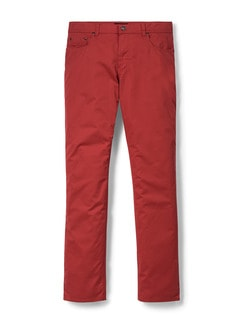 Ultraleicht Five Pocket Rot Detail 1