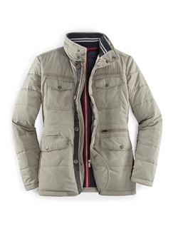 Ultraleicht Jacket Beige Detail 1