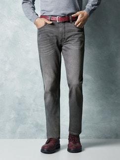 Husky Jeans Five-Pocket Grey Detail 2