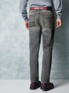 Husky Jeans Five-Pocket Grey Detail 4