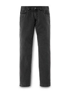 Thermo Comfort Five Pocket Grau Detail 1