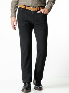 Thermojeans Five Pocket Black Detail 2
