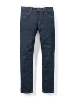 Pima-Cotton Heimat-Jeans Blue Detail 1