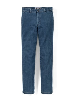 Jogger Jeans Chino Light Blue Detail 1