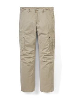 Multipocket-Cargo Beige Detail 1