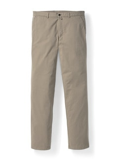 Highstretch Chino Beige Detail 1