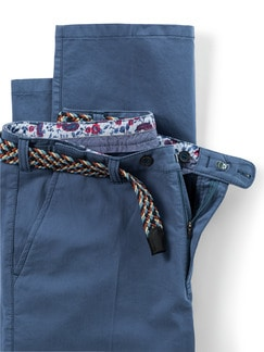 Extraglatt-Stretchbund-Chino Royal Detail 4