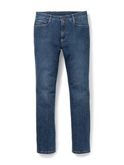 Extraglatt Flex Jeans Comfort Fit Stone Detail 1