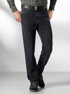 Extraglatt Flex Jeans Comfort Fit Black Detail 2