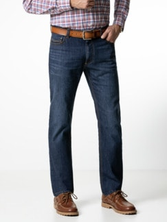 Cordura Jeans Dark Blue Detail 2