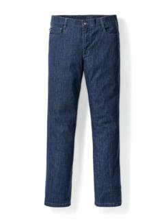 Ultra Dry Klima Jeans Dunkelblau Detail 1