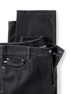 Ultra Dry Klima Jeans Schwarz Detail 4