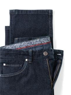 Candiani Jeans Blau Detail 4