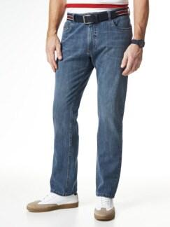 Gürtel-Jeans Modern Fit Blue Stone Detail 2