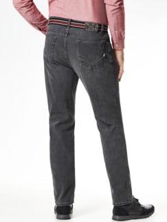 Gürtel-Jeans Modern Fit Grey Detail 3