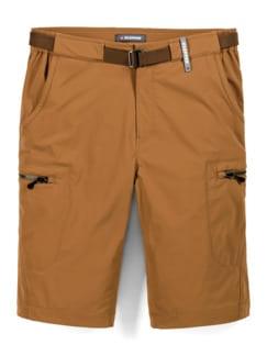 Klepper Active Shorts Rost Detail 1