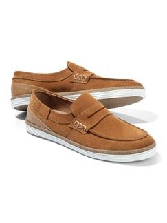 Sport Loafer Senf Detail 1