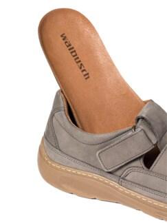 Komfort-Bäcker-Schuh Khaki Detail 3