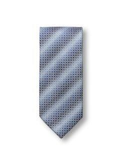 Krawatte Farbverlauf Blau Detail 1