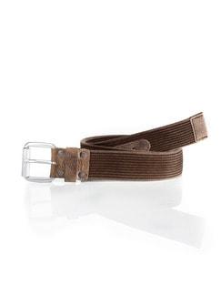 Cotton-Belt Braun Detail 1