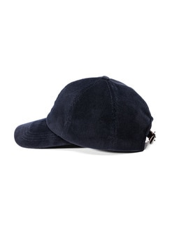 Thermo-Cord- Basecap Blau Detail 1