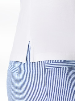 Viskose-Top Weiß Detail 4