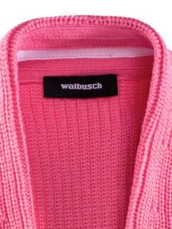 Patent Strickjacke Pink Detail 3