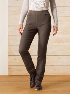 Raphaela by Brax Dynamic Jeans Nougat Detail 1