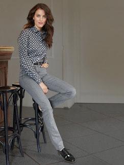 Yoga-Jeans Supersoft Dark Grey Detail 2