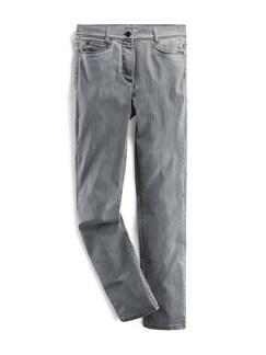 Yoga-Jeans Supersoft Dark Grey Detail 4