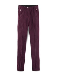 Softbundhose Thermostretch Burgund Detail 4