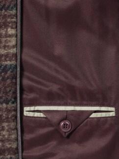 Karo-Kostümblazer Barolo Detail 4
