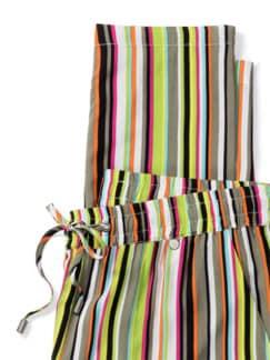 Jogpant Viskosa Multicolor Detail 4