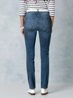 Push-up-Jeans Mid Blue Detail 4