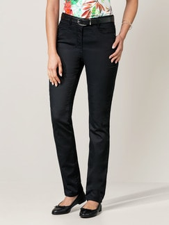 Powerblack Jeans Black Detail 1