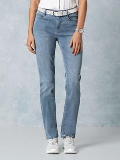 Ultraleicht-Jeans Light Blue Detail 1
