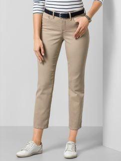 NYDJ Sheri Ankle Jeans Straw Detail 1