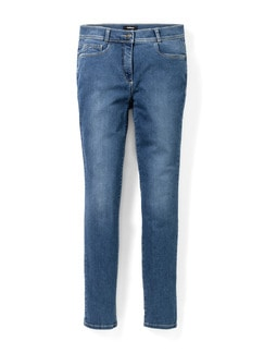 Skinny Jeans Mid Blue Detail 3