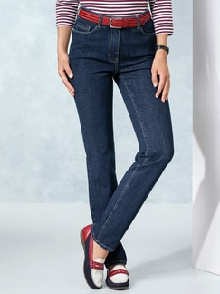 Shape 360 Grad Denim Dark Blue Detail 1