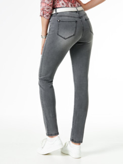 Skinny Jeans Grey Detail 3