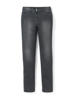 Cashmere Jeans Grey Detail 2