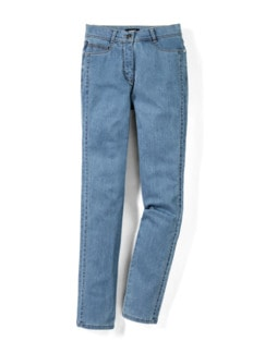 Extraglatt-Jeans