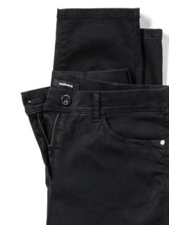 Yoga-Jeans Ultraplus Slim Fit Black Detail 4