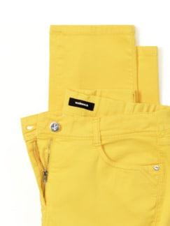 Yoga Jeans Ultraplus Sonnengelb Detail 4
