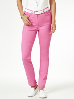 Yoga Jeans Ultraplus Pink Detail 1