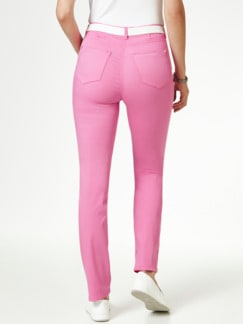 Yoga Jeans Ultraplus Pink Detail 3