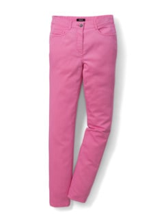 Yoga Jeans Ultraplus Pink Detail 2