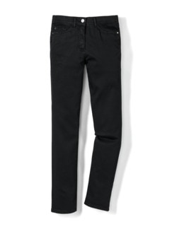 Yoga-Jeans Ultraplus Feminine Fit Black Detail 2