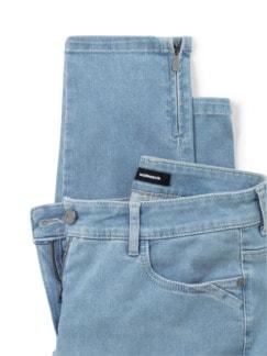 7/8- Jeans Bestform Medium Blue Detail 4